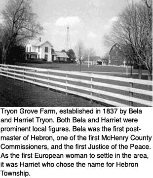 Tyron Grove Farm